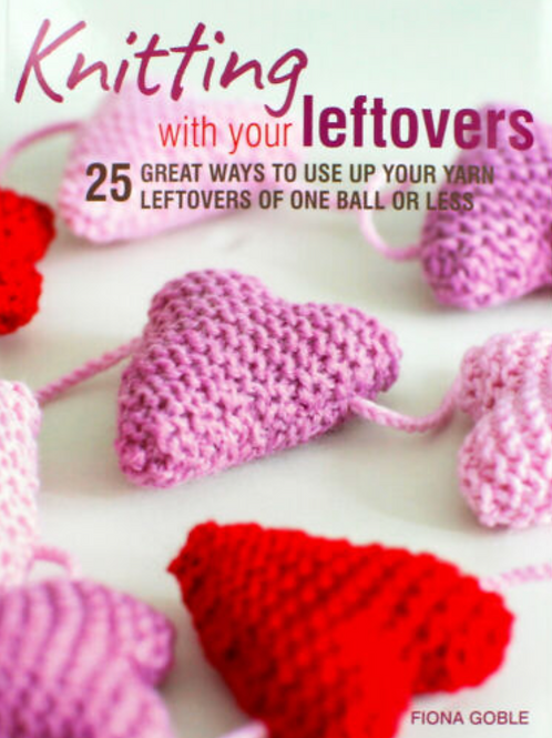 Knitting with your leftovers