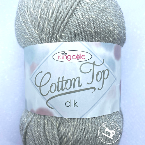 King Cole Cotton Top  DK Grey - 4219