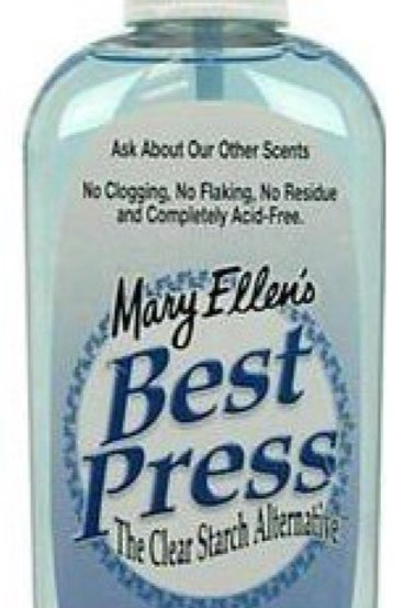 Best Press Linen Fresh 6oz Spray