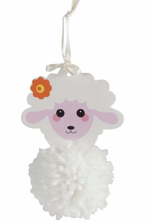 Trimits Pom Pom Kit Sheep