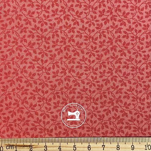 Andover Fabrics - Nanas  Flower Garden Beatrice Pink