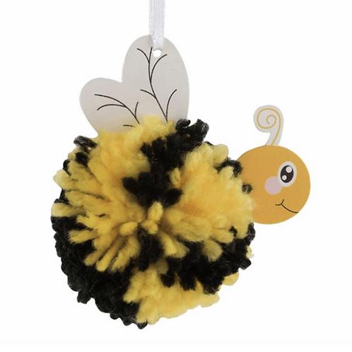 Trimits Pom Pom Kit Bee