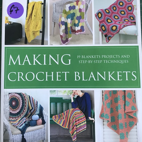 Making Crochet Blankets