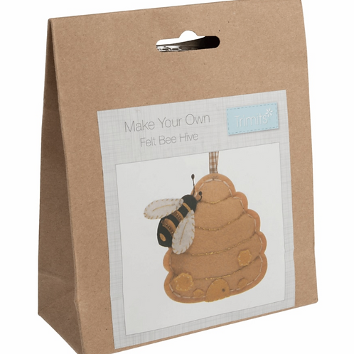 Make Your Own Bee Hive Felt Kit