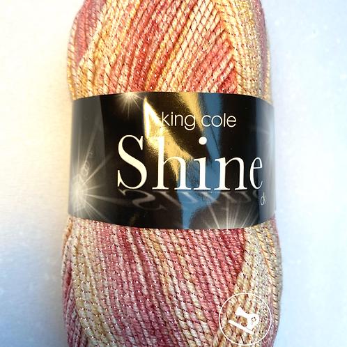 King Cole Shine Double Knit  -  Pink Fizz - 1798