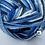 Thumbnail: James C Brett Funny Feetz 100g 4ply Sock Wool - Blues FZ04