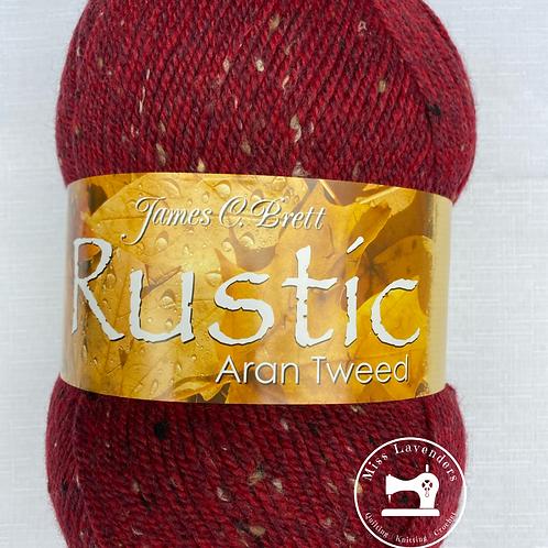 James C Brett Rustic Aran with Wool 400g Ball DAT30