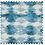 Thumbnail: Yarn/Crochet/Knitting Bag: Gathered: Ikat Pattern