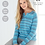Thumbnail: King Cole Adults Sweater and Cardigan DK - Island Beaches  - 5608