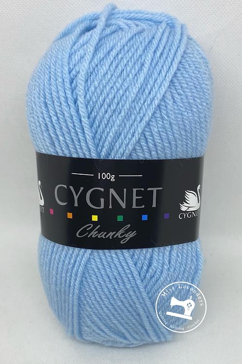 Cygnet Chunky - Baby Blue 887