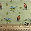 Thumbnail: Debbie Shore  - Garden Birds - 26552 Cotton Fat Quarters 5 Pack