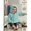 Thumbnail: King Cole  Babies Hooded Jacket and Cardigan Double Knit DK - 5256