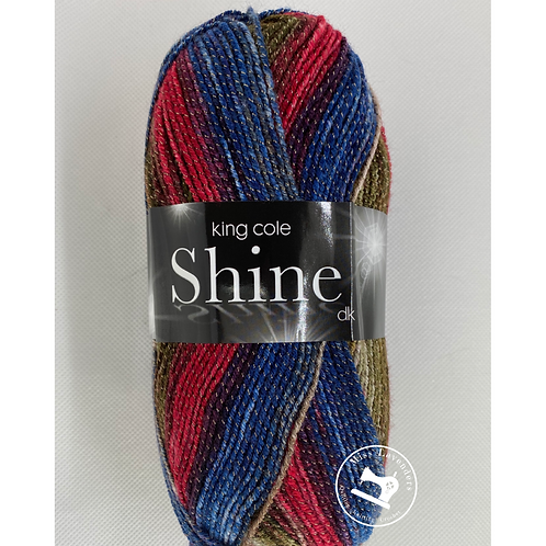 King Cole Shine Double Knit - Masai Mara 1797