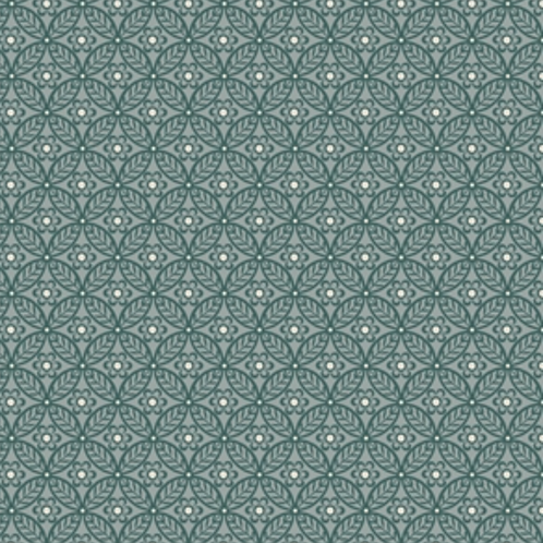 Liberty Winterbourne House - Nettlefold Fabric - Green 04775738/C