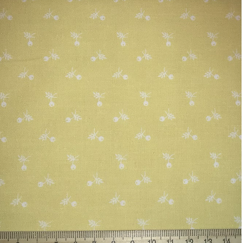 Andover Fabrics Bijoux Yellow