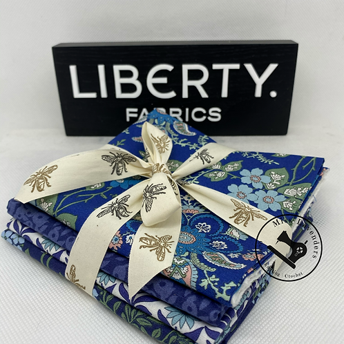 Liberty Fat Quarter Bundle - Hesketh House 1