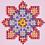 Diamond Dotz Starter Kit - Flower Mandala 2