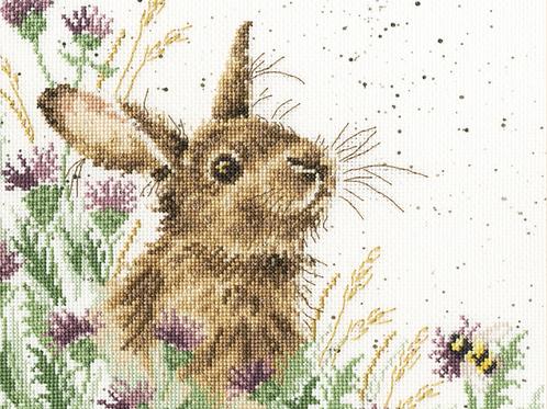 Cross Stitch Kit - The Meadow