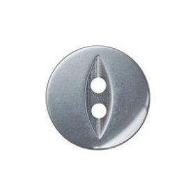 Grey Fisheye 16mm Button