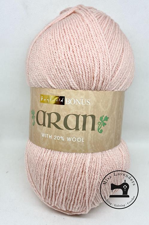Sirdar Hayfield Bonus Aran 400g - Pale Pink - 625