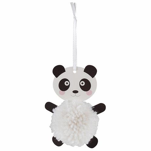 Trimits Pom Pom Kit Panda