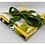 Thumbnail: Sunny Bee by Makower - Fat Quarter Bundle of 4 - Sunflower