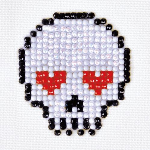 Diamond Dotz Starter Kit - Sugar Skull