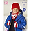 Thumbnail: King Cole Childrens - Hats, Snoods, Scarf and Mitts,- 5607