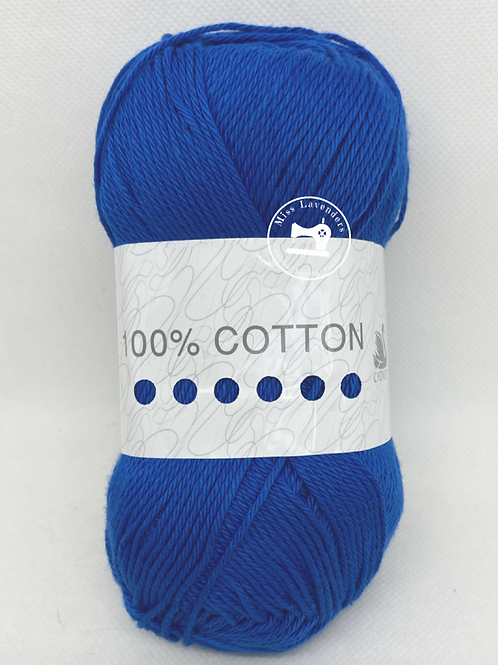 Cygnet 100% Cotton Double Knit  100g - Lagoon 5331