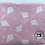 Thumbnail: Craft Cotton Pink Nursery  - Cotton Fat Quarters - 5 Pack
