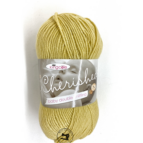 King Cole Cherished DK - Antique Gold Yellow 3442 - 100g