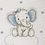 ANCHOR CROSS STITCH KIT - Best Friends Collection - High On Clouds Above Boy