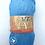 Thumbnail: King Cole Big Value Recycled Cotton Aran - Cornflower Blue 1160