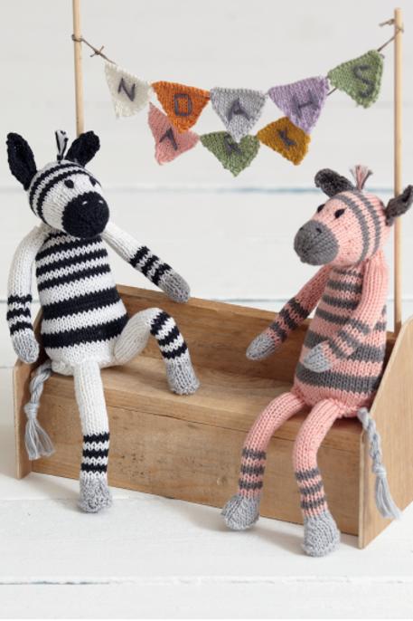Noahs Ark - Zebra's
