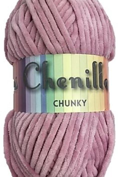 Cygnet Chenille Chunky Sorbet Pink