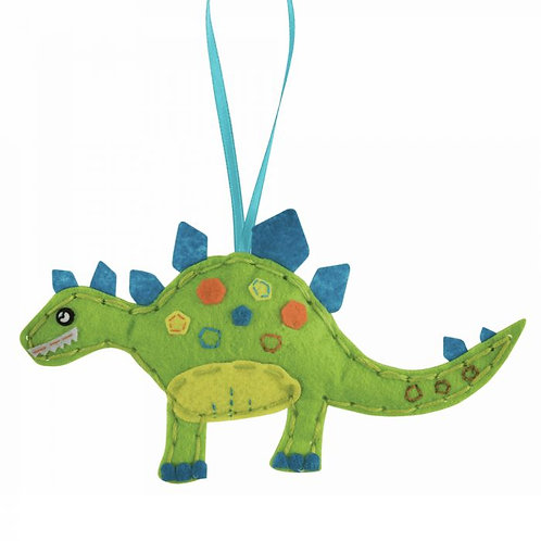 Dinosaur Felt Kit Decoration