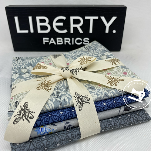 Liberty Fat Quarter Bundle - Winterbourne House 5