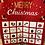 Thumbnail: Nutex Christmas Advent Calendar Panel