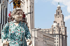 The Grandmother of Royal de Luxe