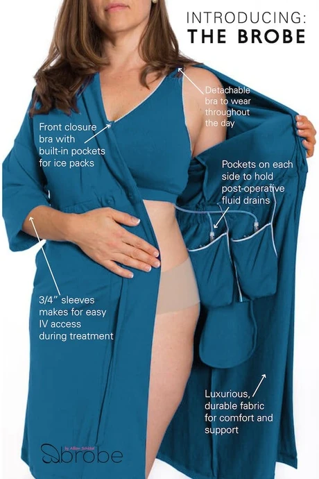 Recovery Robe & Bra