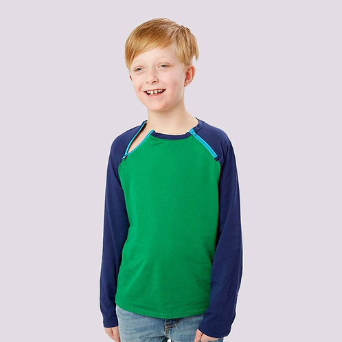 Dual Chest Port Access Shirt - Children's