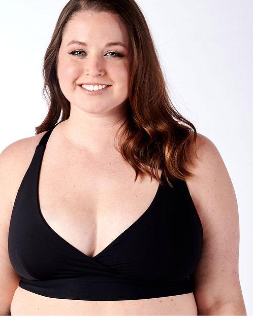 Paige Wrap Front Sports Bra