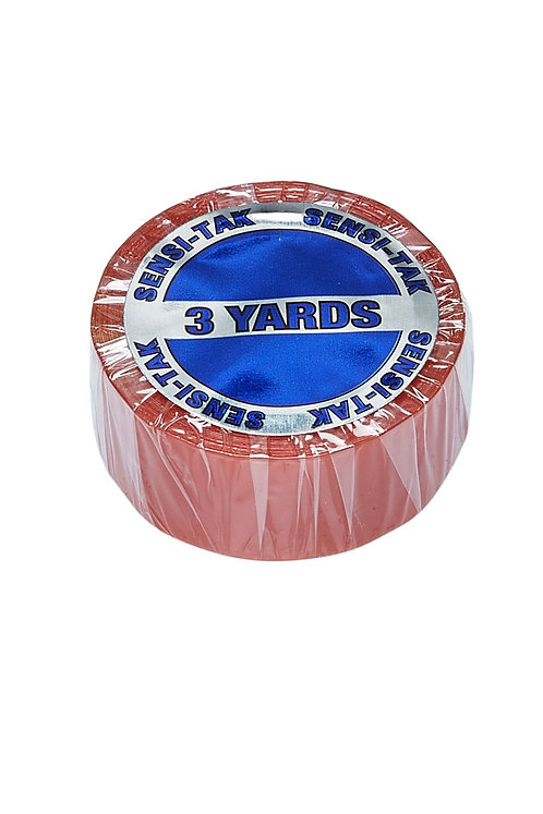 "Tape Red 1"" x 3yds Roll"