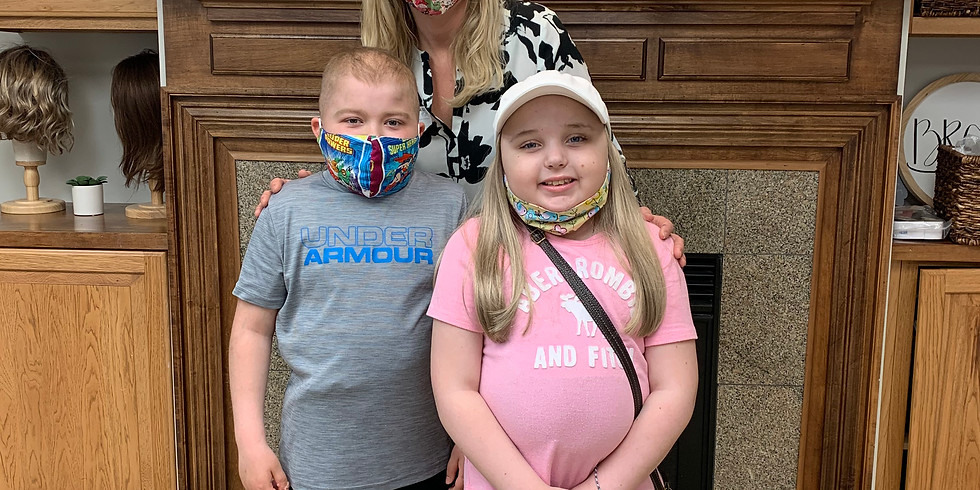 Fundraising Event for Jack (11) & Kenzie (9) Ryan Diagnosed with HLH