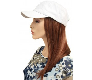 Interchangeable Hat with Hair - Hair Only