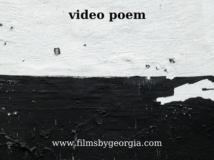 Video Poem. I Love You.