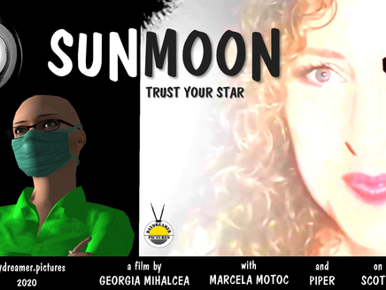 """Sunmoon"" a zero budget short film of 10,000 Euros production value. ""How-to"" notes from the making."