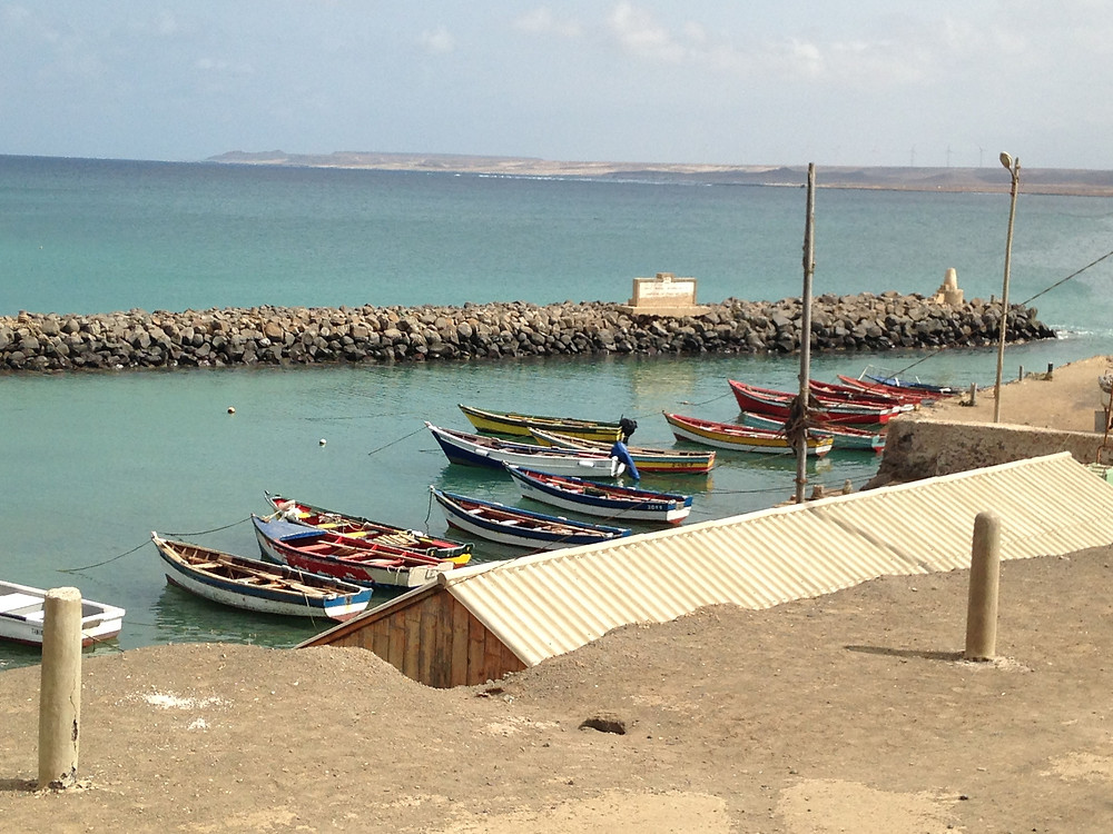 Pedra-Lume-salt-mine-fishing-harbor