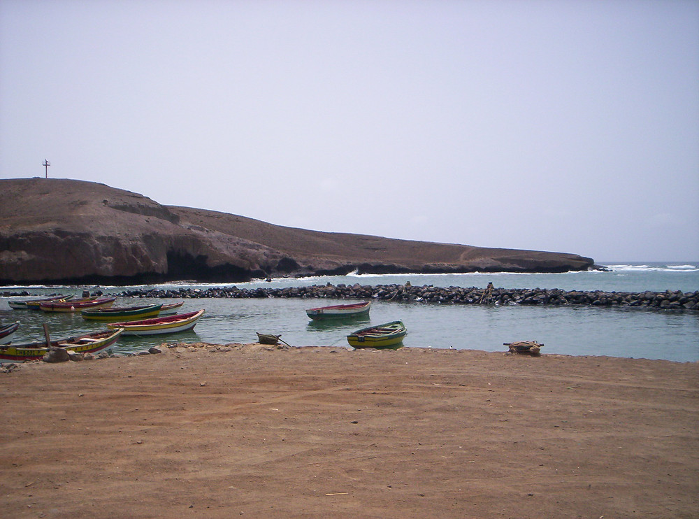 Pedra-Lume-fishing-harbor-in-a-volcano-crater