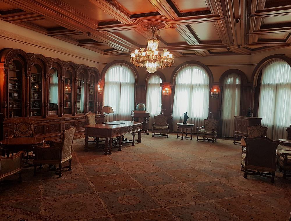 biroul-de-cires-palatul-ceausescu-snagov